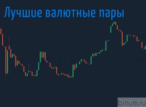 Лучшие валютные пары для бинарных опционов